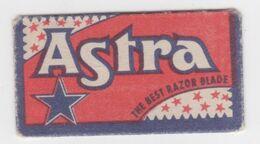 ASTRA THE BEST  RAZOR  BLADE - Lames De Rasoir