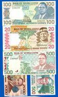 Sierra Leone  5  Billets - Sierra Leone