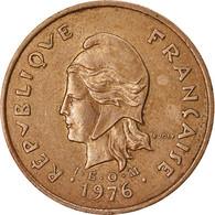 Monnaie, Nouvelle-Calédonie, 100 Francs, 1976, Paris, TTB, Nickel-Bronze, KM:15 - Nuova Caledonia