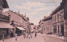 Vallorbe VD, Grand'Rue Animée (4053) - VD Vaud