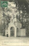 MONTRESOR  -- Chapelle De Notre-Dame Du Chêne De Beaumont                          -- Pinault 3 - Montrésor