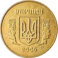 Monnaie, Ukraine, 50 Kopiyok, 2006, Kyiv, TTB, Aluminum-Bronze, KM:3.3b - Ukraine