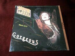 ROZLYNE CLARKE   °° GORGEOUS - 45 Rpm - Maxi-Single