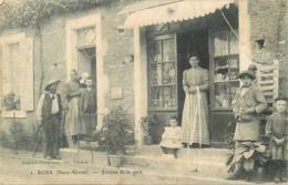 79 - BORK - LE BUREAU DE TABAC - AVENUE DE LA GARE - RARE - VOIR Deux SCANS - Other Municipalities