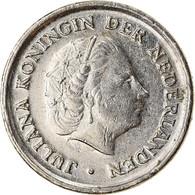 Monnaie, Pays-Bas, Juliana, 10 Cents, 1980, TTB+, Nickel, KM:182 - [ 3] 1815-… : Royaume Des Pays-Bas