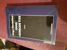Gardebled  Sans Homicide Fixe Denoel - Books, Magazines, Comics