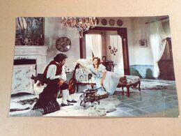 Actors. D. Banionis, L. Chursina - Actors