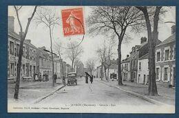 JAVRON - Grande Rue - Frankreich