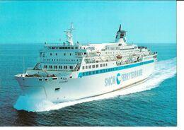 CPM - BATEAU -  SNCM - FERRY - LE CORSE - Dampfer
