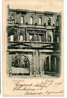 VERONA Porta Borsari 1900 - Italia