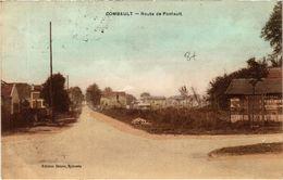 CPA Combault - Route De Pontault (1038911) - Other Municipalities