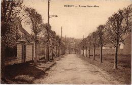 CPA Hericy - Avenue Saint-Marc (1038923) - Altri Comuni