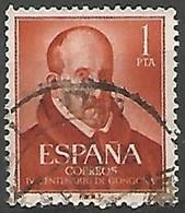 ESPAGNE  N° 1043 OBLITERE - 1931-Aujourd'hui: II. République - ....Juan Carlos I