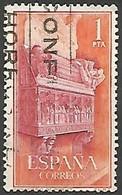 ESPAGNE  N° 1158 OBLITERE - 1931-Aujourd'hui: II. République - ....Juan Carlos I