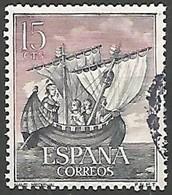 ESPAGNE  N° 1257 OBLITERE - 1931-Aujourd'hui: II. République - ....Juan Carlos I