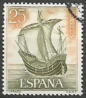 ESPAGNE  N° 1258 OBLITERE - 1931-Aujourd'hui: II. République - ....Juan Carlos I