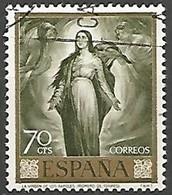 ESPAGNE  N° 1314 OBLITERE - 1931-Aujourd'hui: II. République - ....Juan Carlos I