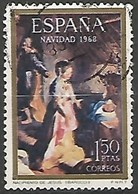 ESPAGNE  N° 1554 OBLITERE - 1931-Aujourd'hui: II. République - ....Juan Carlos I
