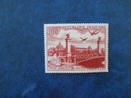 FRANCE YTPA 28 CONGRES DE L' I.T.T.** - 1927-1959 Neufs