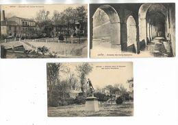 ALGERIE - Lot De 3 Cartes Postales Différentes De SETIF - Setif