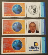 Timbres Personnalisés N° 3532A X3 Neuf **  TTB - Personalized Stamps