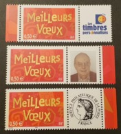 Timbres Personnalisés N° 3623A X3 Neuf **  TTB - Personalized Stamps