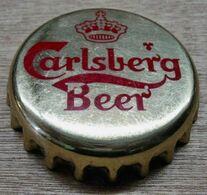 DECAPSULEUR CAPSULE CARLSBERG BEER / 1981 GEORG JENSEN DESIGN DENMARK - Bottle Openers