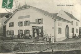 Moffans (70 - Haute Saône) Epicerie - Mercerie - Altri Comuni