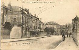 51 -  SAINT DIZIER - Avenue De Verdun  41 - Saint Dizier