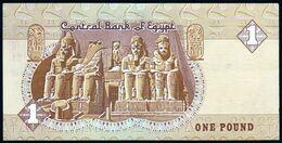 Egypte 1988 1 Livre 1 Pound Signature Salal Hamad UNC Neuf See Explain / Explixcations - Egypte