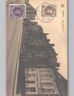 MERXEM Oude Barreel Lel. Calm Street Life Sent 1926 - Antwerpen