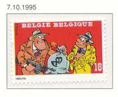 [153622]TB//**/Mnh-[2619] Belgique 1995, Bédé, Bande Dessinée, Sammy, Philatélie De La Jeunesse, SNC - Philabédés (comics)