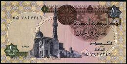 Egypte Egypt 1985 1 Livre 1 Pound Signature A Negm UNC Neuf Parfait Série 2 Numéros Voir Autre Vente - Egypte