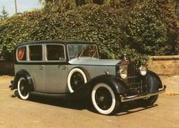 Rolls Royce 20/25 PS Limousine  1935, Ungelaufen - Turismo
