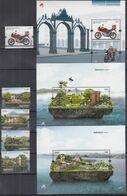 AZOREN  Jahrgang 2013, Postfrisch **, 585-Block 54, Komplett - Açores