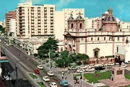 CPM - CADIZ - Avenue ANA De VIYA - Edition G.Garrabella & Cie - Cádiz