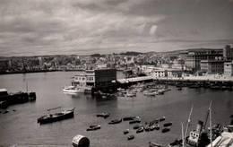 CPSM - LA CORUNA - Entrada A La Darsena - Edition Lujo - La Coruña