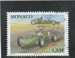 MONACO - 2019 - BRM P57 VO OBLITERE A DATE - Mónaco