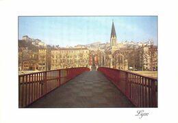 69 - Lyon - Passerelle Paul Couturier Ou Saint Georges - Lyon