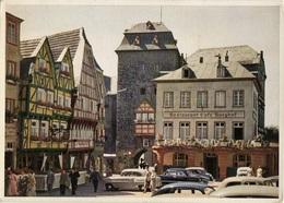 Opel Olympia Rekord,Olympia,Linz Am Rhein,Burgplatz, Ungelaufen - PKW