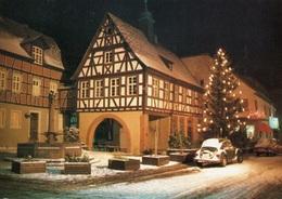 VW Käfer,Schriesheim,Rathaus, Gelaufen - Turismo
