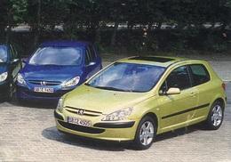 Peugeot 206, Gelaufen - Turismo
