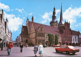 Opel Ascona A,Ford Capri,Mini,Lemgo,Rathaus, Ungelaufen - PKW