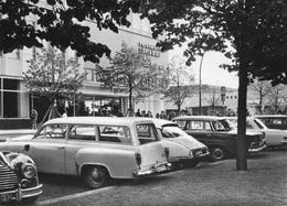 Wartburg 311 Kombi,Citroen DS,Mercedes Heckflosse W110,Opel Rekord A,EMW,Berlin,Lindenkorso, Gelaufen - Toerisme