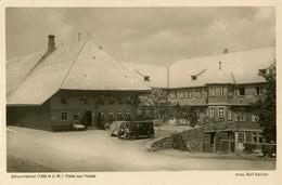"""Oldtimer,Opel,Schauinsland,Hotel """"Zur Halde"""", Gelaufen - PKW"""