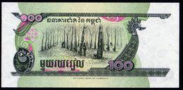 Cambodge 1998 100 Riels UNC Parfait Neuf - Cambodia