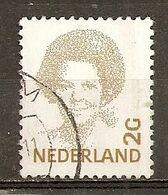 Pays-Bas Netherlands 1991 Beatrix Gld 2.00 Obl - Used Stamps