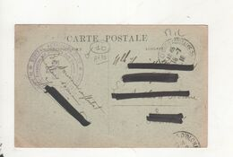 Cachet  Hopital Auxiliaire N°20 - 1877-1920: Semi-moderne Periode