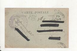 Cachet  Hopital Auxiliaire N°20 - 1877-1920: Semi Modern Period