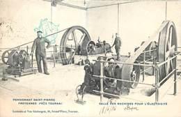 Tournai - Froyennes - Pensionnat Saint-Pierre - Salle Des Machines Pour L' Electricité - Tournai